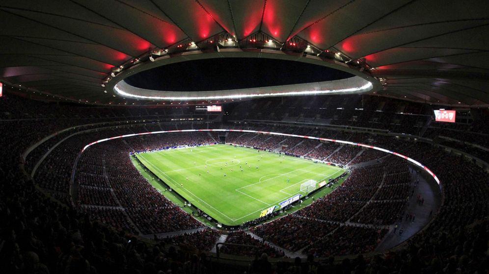 Foto: Wanda Metropolitano (Atlético de Madrid/EFE)
