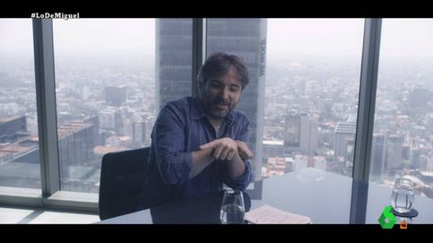 El motivo por el que Miguel Bosé le ha concedido una entrevista  a Jordi Évole