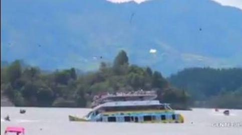 El naufragio de un barco en Colombia deja nueve muertos y 28 desaparecidos