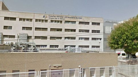 Detenido un padre por asestar tres hachazos a su hijo en La Romana (Alicante)