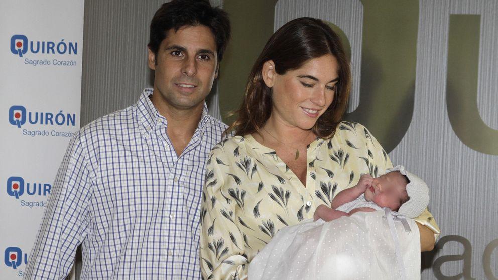 Fran Rivera, 250.000 euros en el bolsillo por presentar a su hija en una revista