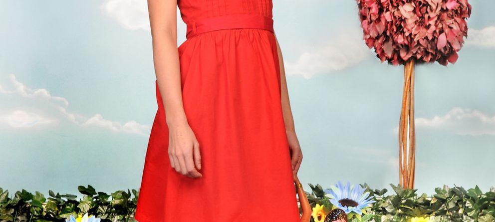 Foto: La actriz Miren Ibarguren, en una imagen promocional de la serie Aída