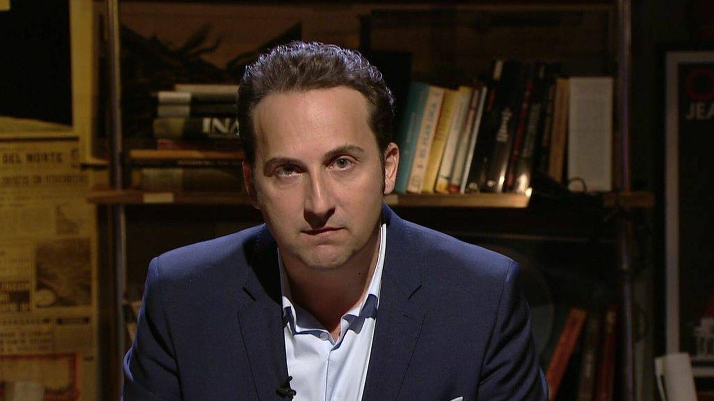 Iker Jiménez. (Cuatro)