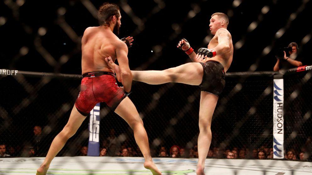 UFC Londres: Masvidal fulmina a Till con un KO salvaje