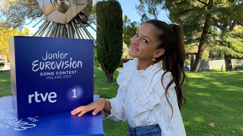 ¿Quién es Soleá, la pequeña representante española de Eurovisión Junior 2020?
