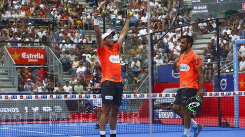 El punto imposible ganado por Fernando Belasteguín en su 250ª final