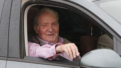 Don Juan Carlos recibe el alta médica tras su operación de rodilla