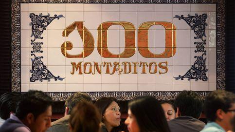 100 Montaditos (Restalia), en el 'Top 25' de las franquicias de restauración