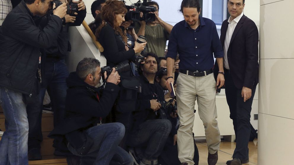 El PSOE no se resigna y apremia a Podemos a que se mueva para echar a Rajoy
