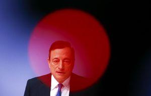 Draghi aprieta, pero no ahoga: da más dinero de urgencia a Grecia