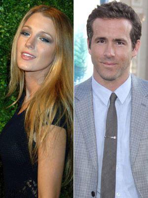 Blake Lively olvida a Leonardo Di Caprio en los brazos de Ryan Reynolds