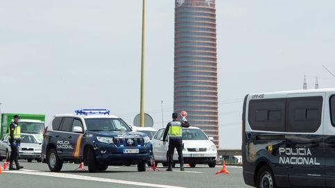 Ocho muertos en carreteras en el primer fin de semana con movilidad entre provincias