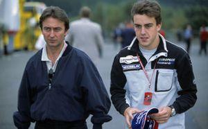 El primer manager de Alonso quiere dirigir un equipo de Fórmula 1