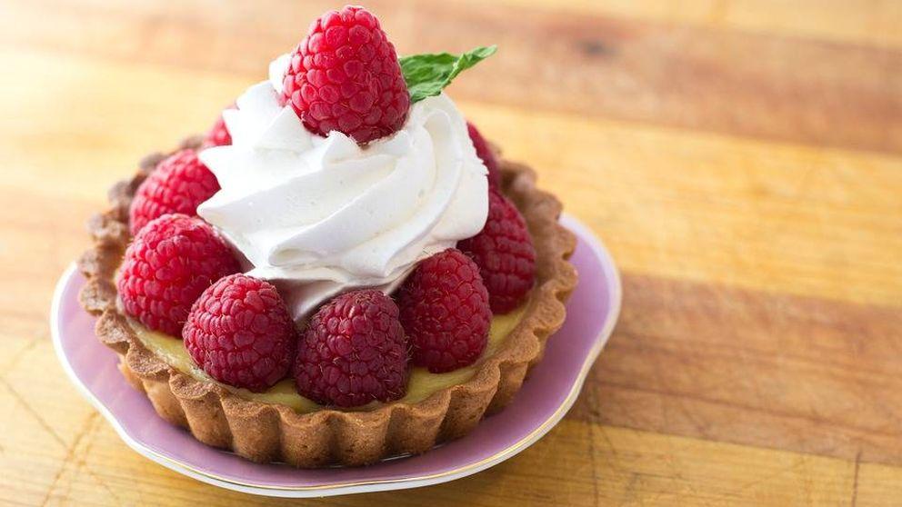 Tarta de natillas sin horno, ideal para el verano