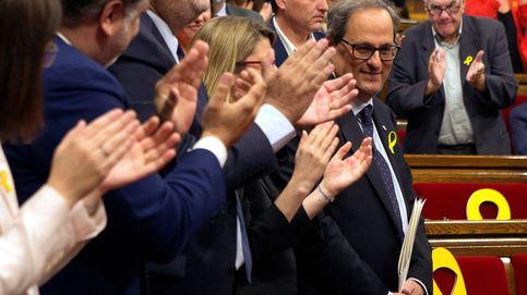 Directo | El pleno del Parlament rechaza la investidura de Torra