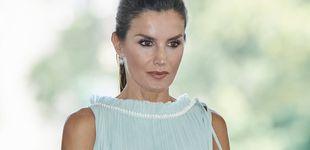 Post de Con conchas y de Nina Ricci: el look más naíf de la reina Letizia en Cuba