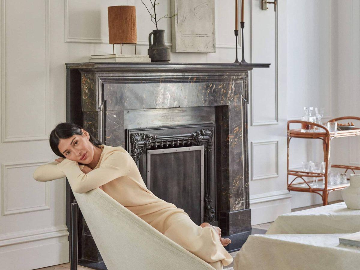 Foto: Athena Calderone nos presenta las novedades de Zara Home. (Cortesía)