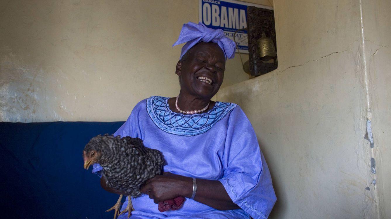 Barack Obama y las gachas de su 'abuelita Sarah'