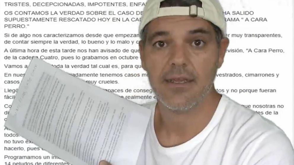 Frank Cuesta carga contra Roche por la supuesta manipulación de su programa