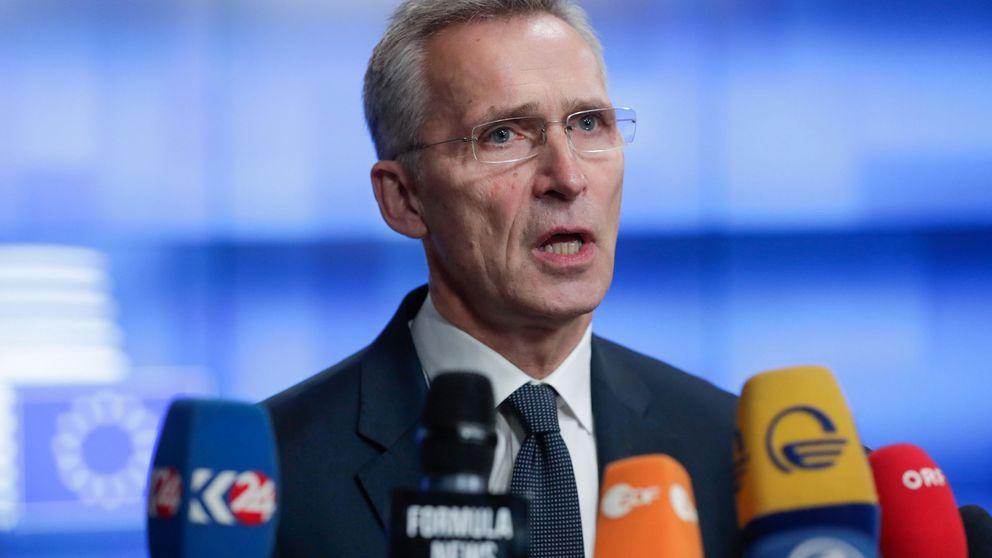 La OTAN cree que el avión ucraniano pudo ser derribado por la defensa aérea de Irán