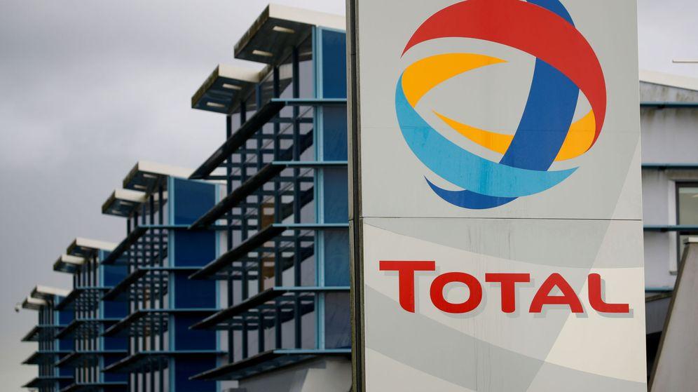 Foto: Logo de la petrolera Total. (Reuters)