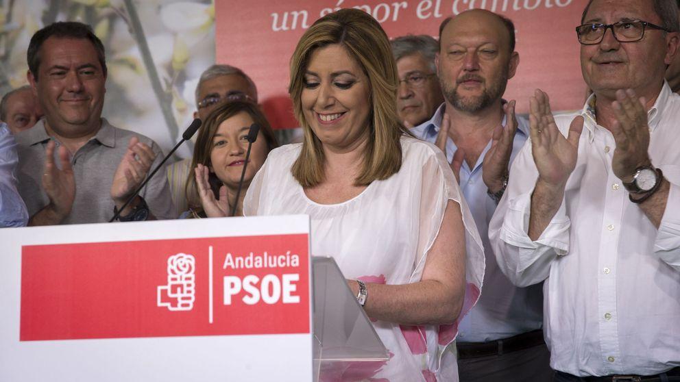 El PP gana en Andalucía con 23 diputados por 20 de PSOE