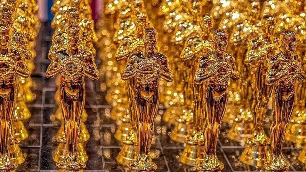 Foto: Estatuillas de los Oscar