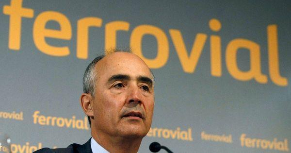 Ferrovial cae más del 3% tras anunciar un roto de 236M por contrato un fallido en UK