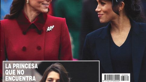 La verdadera relación de Kate y Meghan y la 'pillada' de Álex González