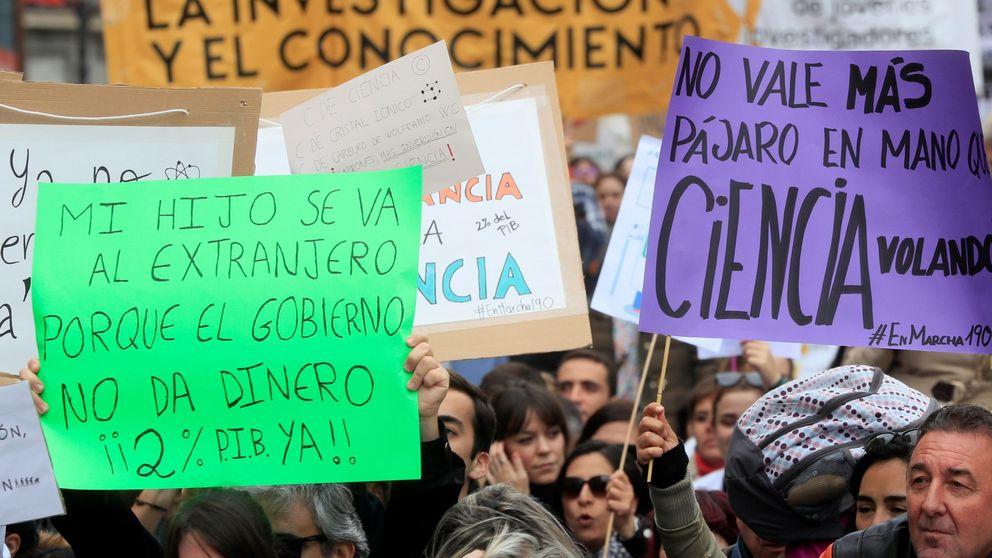 Científicos españoles exigen a los partidos incluir la ciencia en la agenda del 10-N