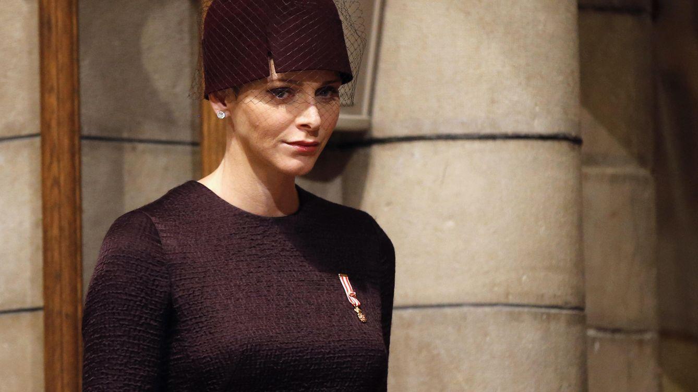 Foto: La princesa Charlène de Mónaco en una imagen de archivo (Reuters)