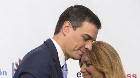 Pedro Sánchez y Susana Díaz se lanzan a la guerra y miden fuerzas en Andalucía
