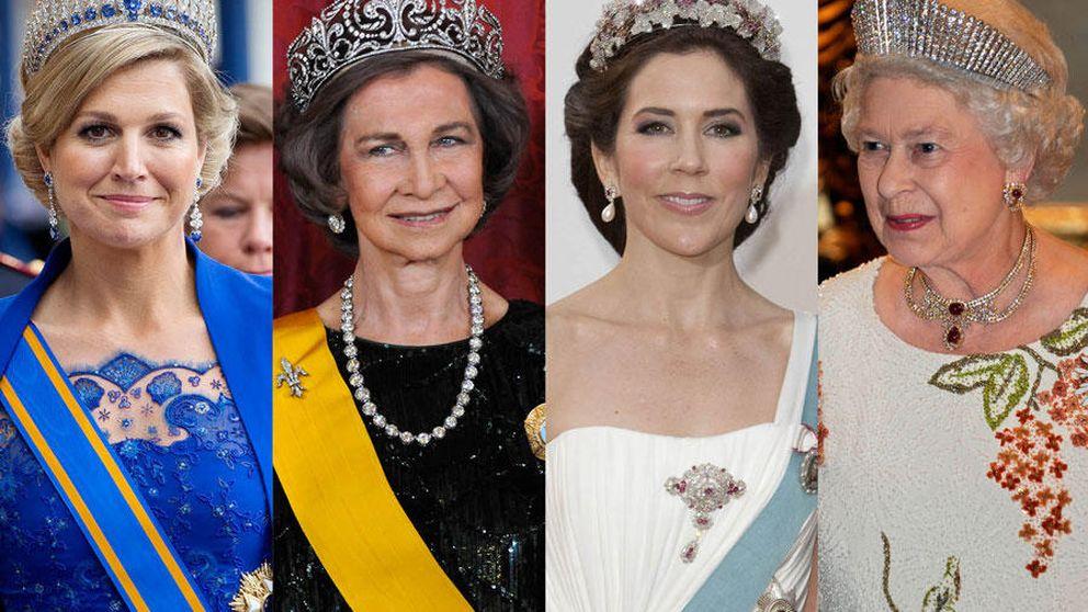 La de Kate es una 'baratija': estas son las ocho tiaras reales más espectaculares