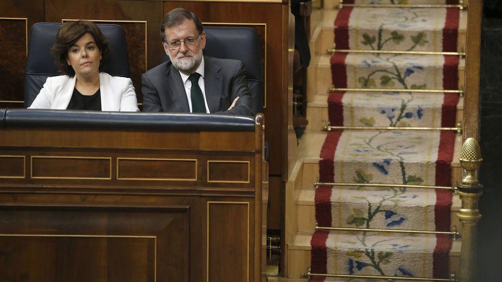 Foto: Segunda jornada de la moción de censura