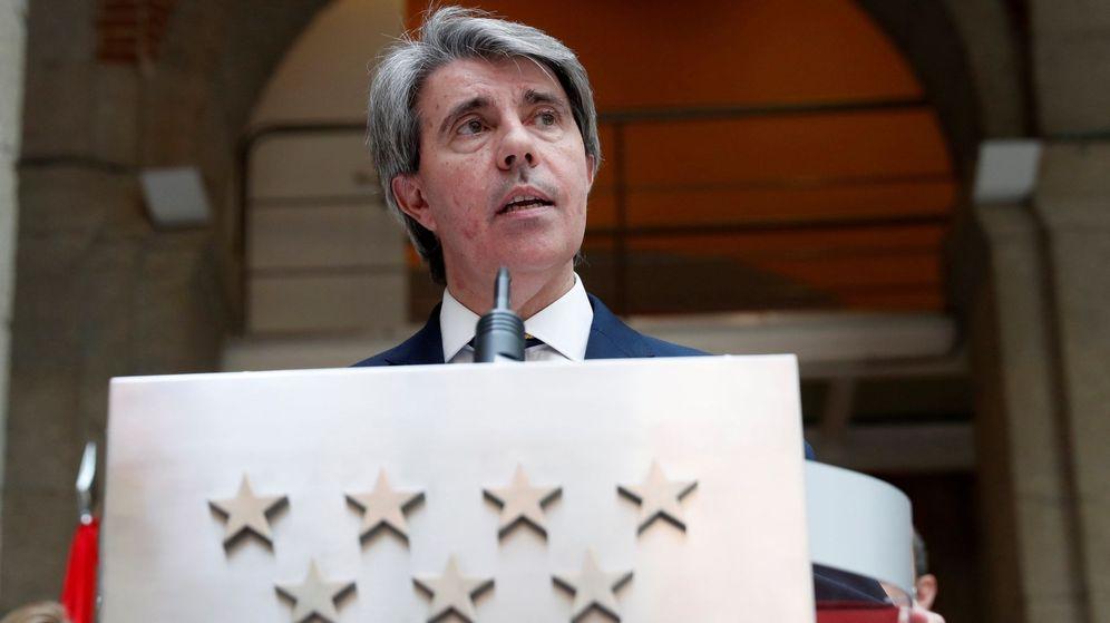 Foto: Ángel Garrido, el elegido por Rajoy para sustituir a Cifuentes. (EFE)