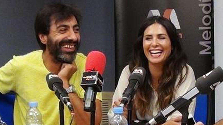 Nuria Roca y Juan del Val en Melodía FM.