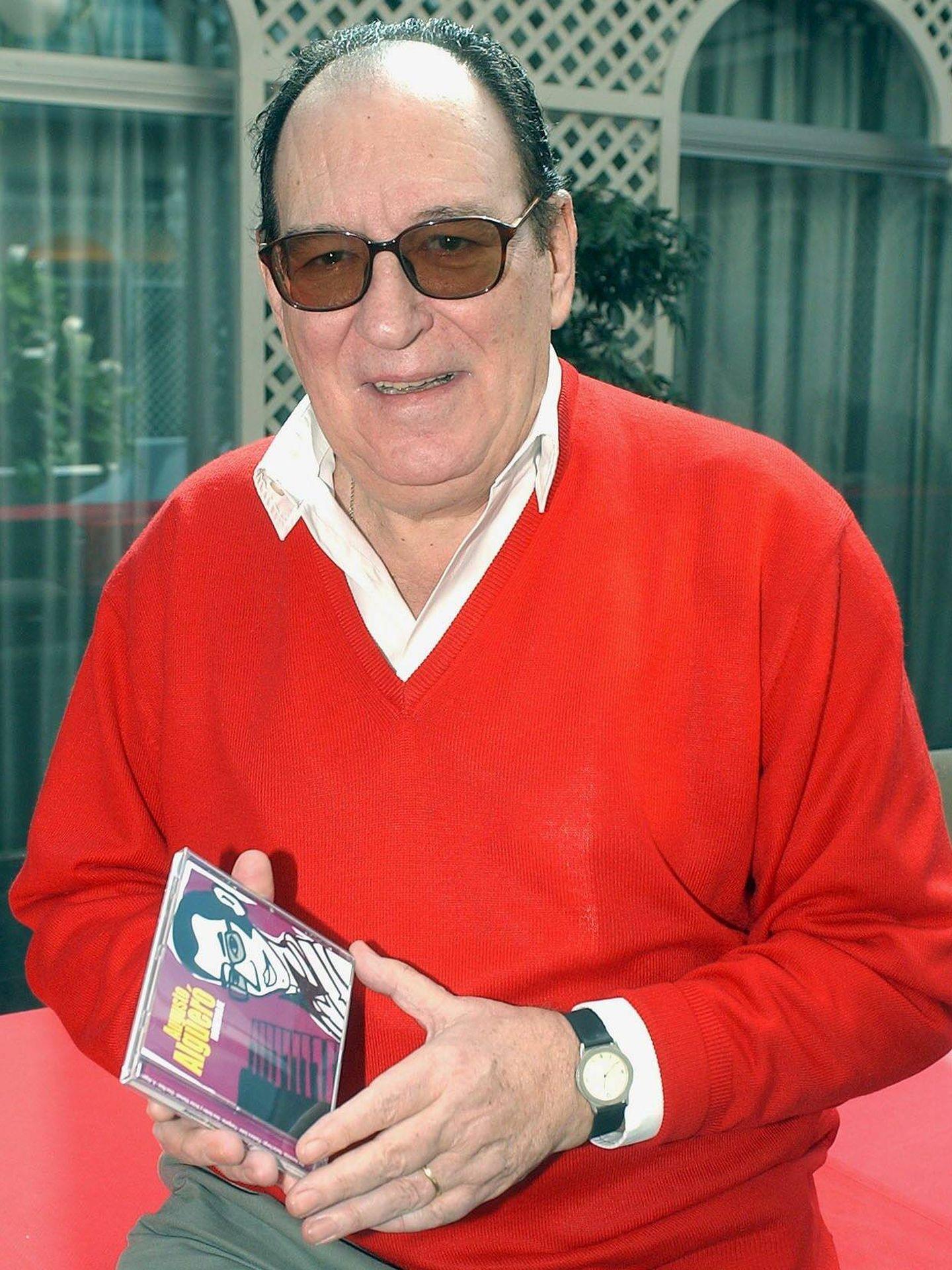 Augusto Algueró en el año 2003. (EFE)
