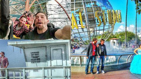 Las aventuras de Dani Rovira y Adrián Lastra en Los Ángeles