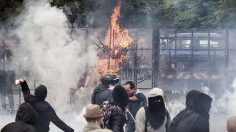 Hollande se aferra a su reforma laboral: No se retirará el proyecto de ley