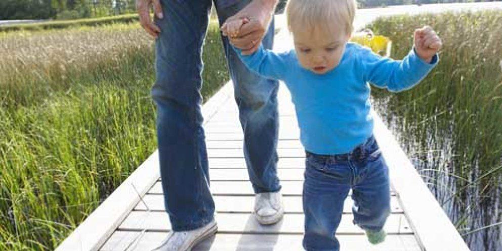Foto: El apego seguro, clave para criar hijos resilientes