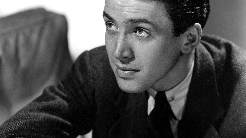 James Stewart en una imagen de los años 30. (Cordon)