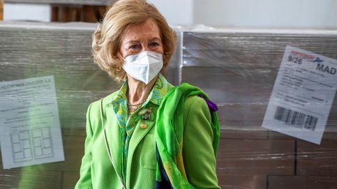 La reina Sofía no faltará a la entrega de los Premios Princesa de Asturias