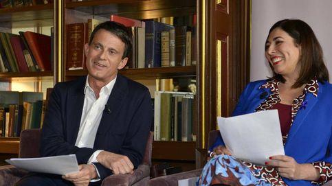 Valls presenta a María Luz Guilarte (Cs) como su número dos