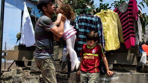 Jugando a huir: el esfuerzo de una familia para evitar el trauma del éxodo de Venezuela