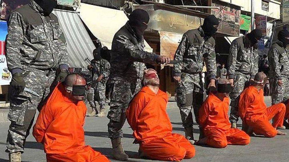 El ISIS decapita a cuatro futbolistas en Siria tras acusarlos de espionaje