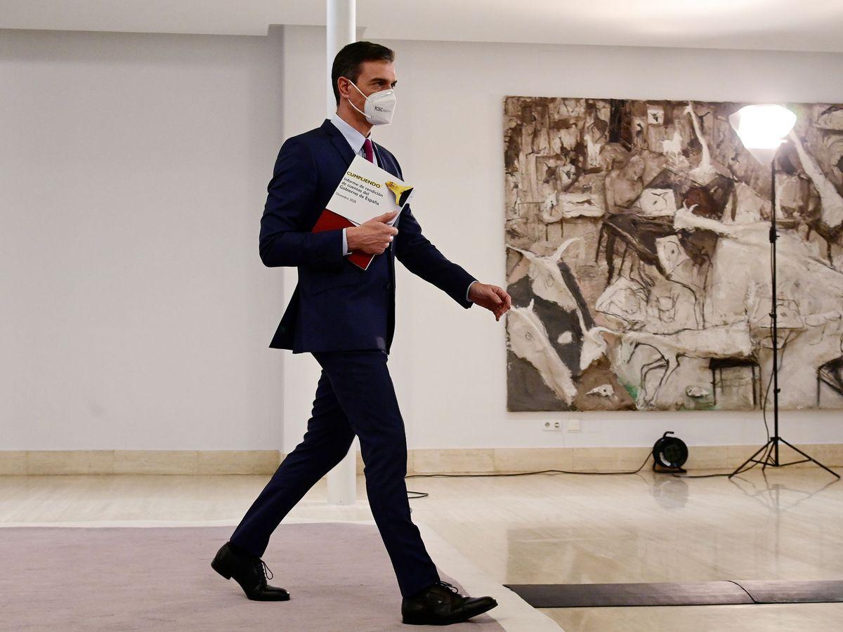 Foto: El presidente del Gobierno, Pedro Sánchez, en una imagen de archivo. (Reuters)