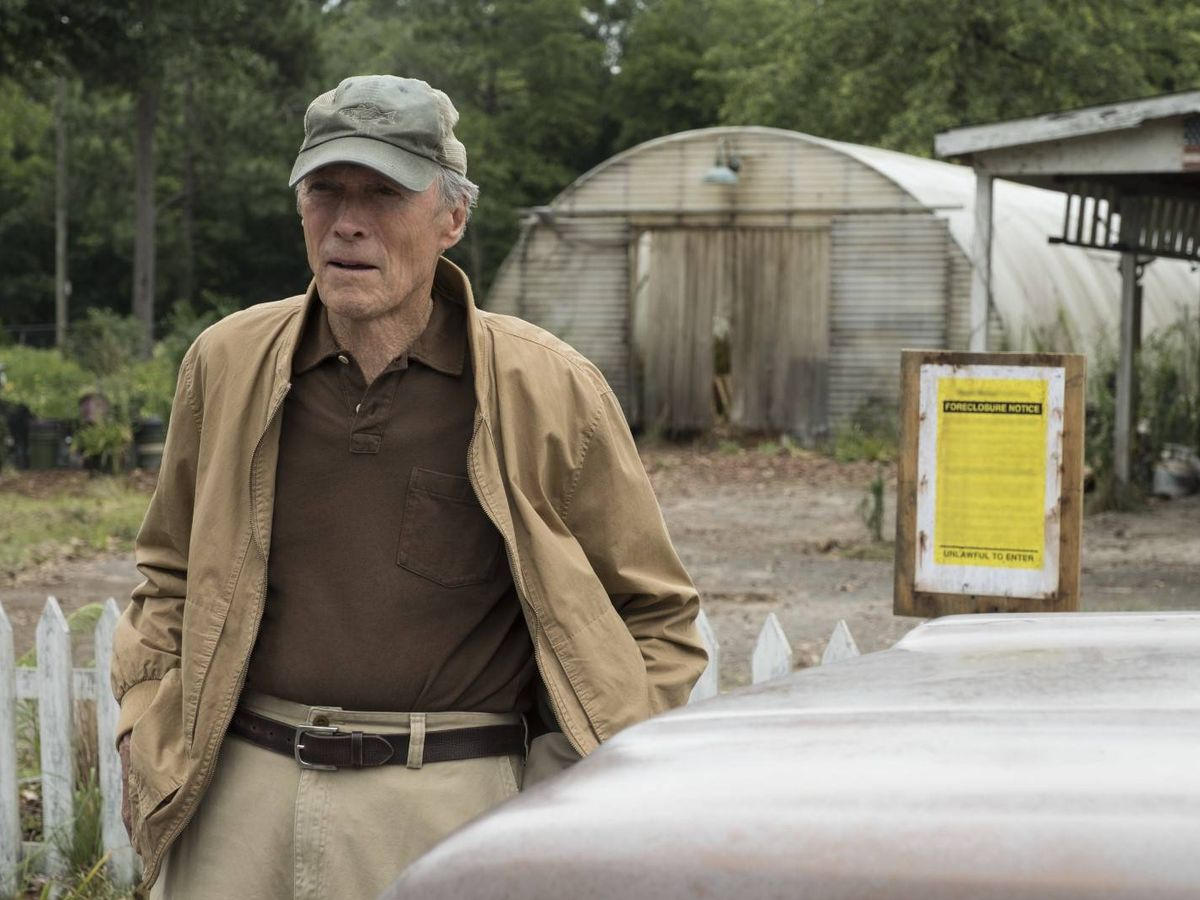 Foto: Clint Eastwood dirigió e interpretó el personaje principal de 'Mula' (Warner)