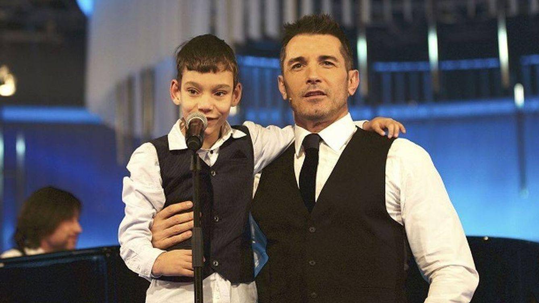Adrián Martín, el niño que emocionó en 'Levántate', ingresado de urgencia