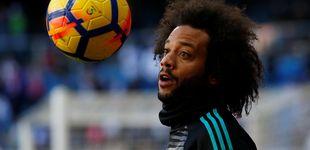 Post de Marcelo, un futbolista sin término medio: o es el mejor del mundo o un problema