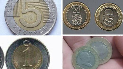 Las monedas de 1 y 2 euros sin valor que te pueden colar al darte las vueltas